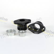 Kit Pivot X -4mm/Y +1mm black -2011