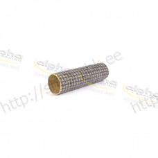 Radiator hose protection tube, Kevlar/Carbon