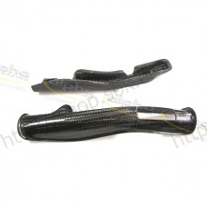 Radiator protection kit carbon