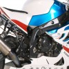 Frame and swingarm covers (5)
