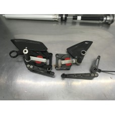 BMW HP RACE footrests