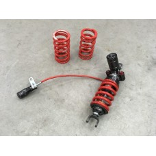 Bitubo XXF31 rear shock +2 springs