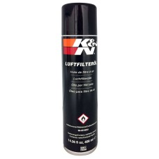 K&N Air Filter Oil 408ml aerosol