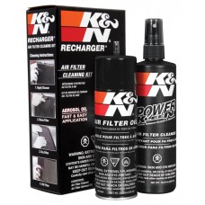 K&N filter service kit spray