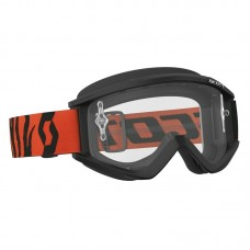 Scott Goggle Recoil Xi black/fluo orange, clear Works lens