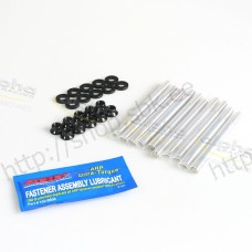 alpha Racing stud bolts kit cylinder head