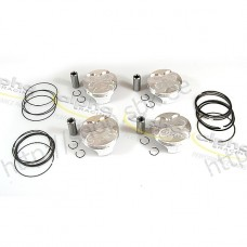 alpha Racing high compression piston kit