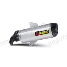Akrapovic Slip-On Line (SS) S-A8SO2-HWSS