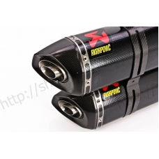 Akrapovic Slip-On Line (Carbon) S-D10SO6-ZC