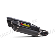 Akrapovic Slip-On Line (Carbon) S-D10SO7-HZC