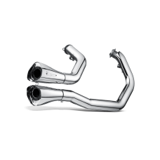 Akrapovic Open Line (Chrome) S-HDSPR1-C