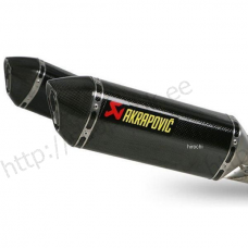 Akrapovic Slip-On Line (Carbon) S-K10BO1-HZC