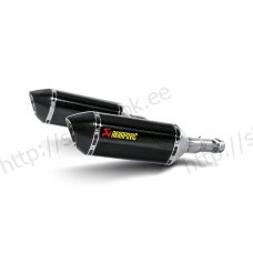 Akrapovic Slip-On Line (Carbon) S-K10SO6-HZC