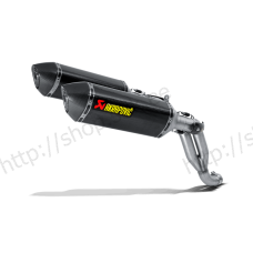 Akrapovic Slip-On Line (Carbon) S-T10SO1-HRC