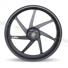 "HP front rim 3,5x17"", black, BMW HP4, S1000RR, S1000R"