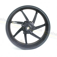 "HP rear rim, 6,0x17"", black, BMW HP4, S1000RR, S1000R"