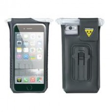 Topeak Cover Smartphone Drybag For iPhone 6+/6S+/7+ - Black