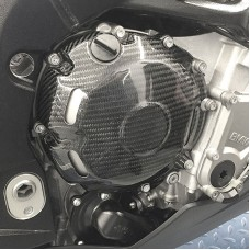Clutch cover protection kit carbon 2017-