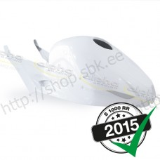 Fuel tank cover cpl.tank, GRP, 2015-
