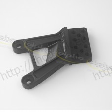 Base plate left, rearset '09-'11, '12-'14, HP4