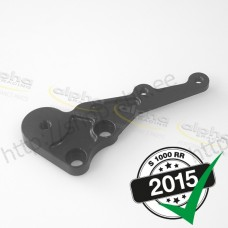 Adaptor plate right, rearset '09-'14, '15-, HP4