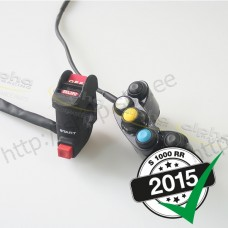 Conversion kit handlebar switches S1000RR 2015-