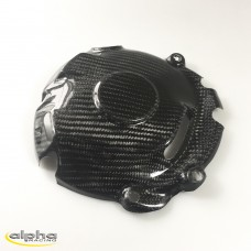 Clutch cover protection kit carbon