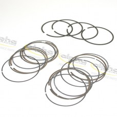 Piston ring kit for alpha Racing pistons