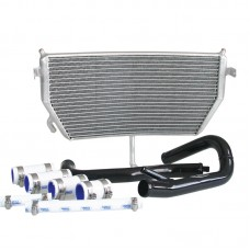 Add-on radiator kit alpha Racing