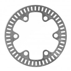 Sensor ring front ABS/DTC for racing rim