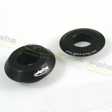 Distance bushings OEM rear rim, -2011