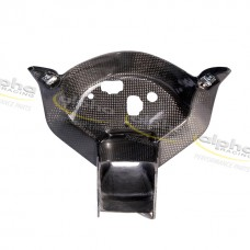 Carbon dashboard and fairing carrier OEM dashboard, 2009-2014
