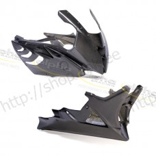 Fairing kit carbon 2-piece -2011