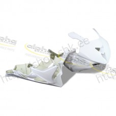 Fairing kit epoxy avio 2-piece white, 2012-