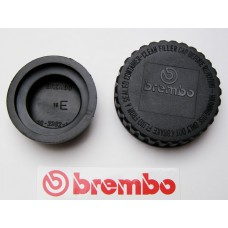 Brembo Cap and Membrane for Master Cylinder PS15/17, round