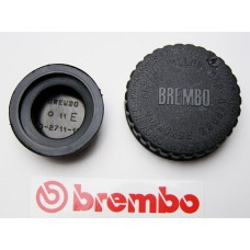Brembo Cap and Membrane for Master Cylinder PS11/12, round