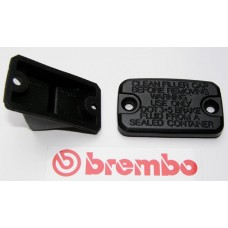 Brembo Cap and Membrane for Master Cylinder PS12-16, angular