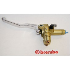 10506512 Brembo clutch master cylinder PS 13, gold