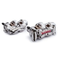 "Brembo 100 mm ""GP4-RX"" Radial Billet Caliper Kit"