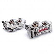 "Brembo 108 mm ""GP4-RX"" Radial Billet Caliper Kit"