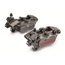 "Brembo 100 mm ""Yamaha T-Max '09 > '11"" Axial Billet Caliper Kit"