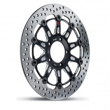 "Brembo ""Groove"" Brake Discs kit for Ducati Scrambler"