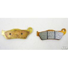 Brembo Pure Racing-Brake Pads Z04, front, M467Z04