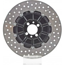 "Brembo ""ORO"" Rear Brake Disc 68B407D3 for BMW"