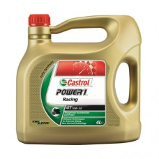 Motor Oil Castrol Power1 Racing 4T 10W-50, 4L+ FREE OIL FILTER