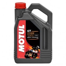 Motor Oil Motul 7100 4T 15W-50 Ester, 4L+ FREE OIL FILTER