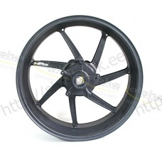 "Rear rim, 6,0x17"", HP4, black"