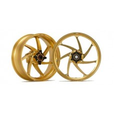 M7RS GENESI set for S1000RR Golden anodized