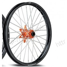 "Marchesini Rock wheel - KTM (08-14) front 21""-1.60""- black/orange"